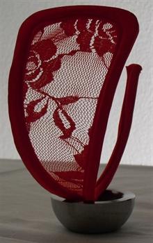 Bild von Design 2 - rot/Spitze
