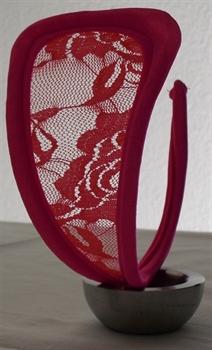 Bild von Design 5 - pink/Spitze
