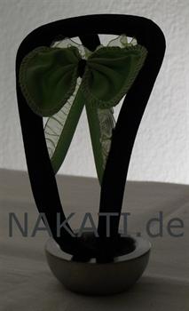 Bild von Design 24 grün/Schleife