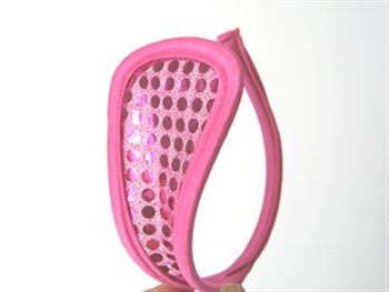 Bild von Design 42 - große Pailetten/pink