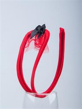 Bild von Design 54 - rot/total offen/Schleife